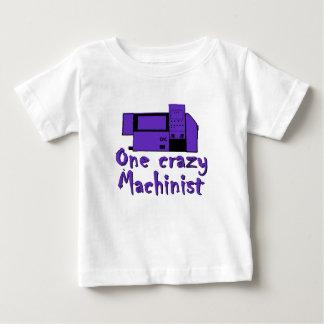 Funny Machinist Baby T-Shirt