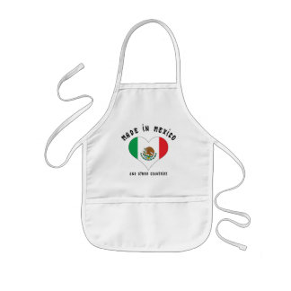 Funny Made In Mexico Aprons