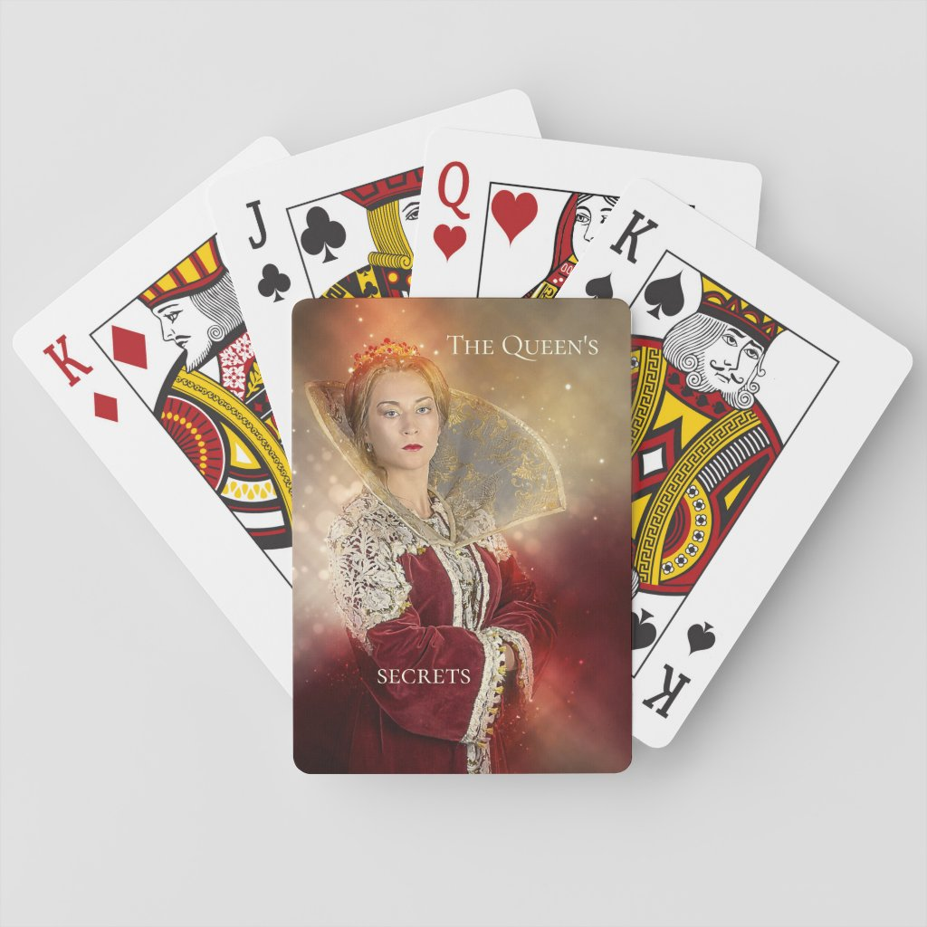 Funny Magical Royal Poker Playing Cards Deck