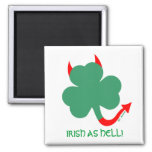 Funny Magnets For Irishman On St Patricks Day