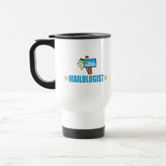 Funny Mail 15 Oz Stainless Steel Travel Mug