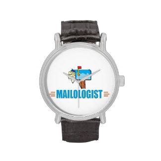 Funny Mail Wristwatch