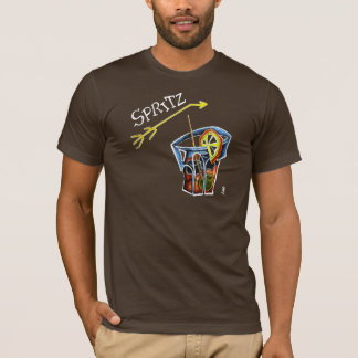 Funny Man T-shirts - Spritz Aperol