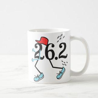 Funny Marathon Runner 26.2 - Gifts for Runners Classic White Coffee Mug