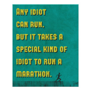 Funny Running Quotes Funny Running Quotes Art & Wall Décor | Zazzle Funny Running Quotes