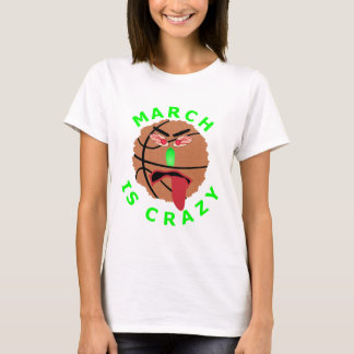 Funny March Basketball Tournament T-Shirts & Gifts