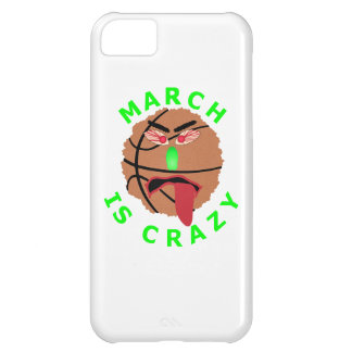 Funny March Basketball Tournament T-Shirts & Gifts Cover For iPhone 5C