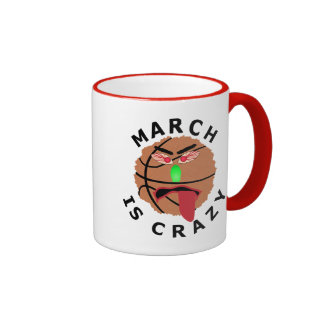 Funny March Basketball Tournament T-Shirts & Gifts Mug
