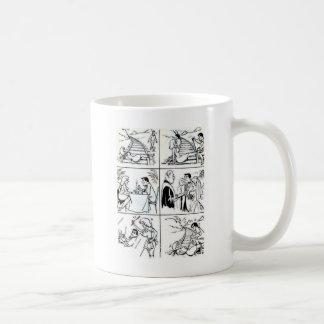 Funny Marriage/Dating Relationship Cycle Coffee Mug