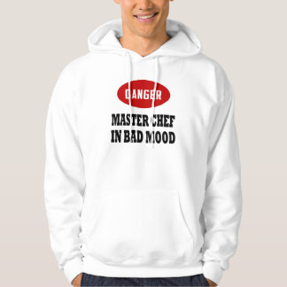 Funny Master Chef Hoodie