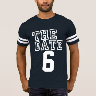 Funny matching couple savethedate T-Shirt