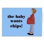 Funny Maternity Design Card