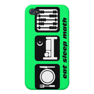 funny math iPhone 4/4S covers