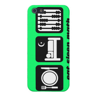 funny math iPhone 5 case