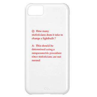 funny math joke case for iPhone 5C