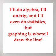 funny math joke posters