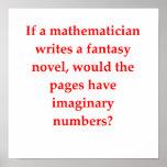 funny math joke print