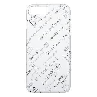 Funny Mathematics Formulas Math Geek iPhone 8 Plus/7 Plus Case