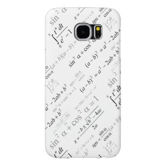 Funny Mathematics Formulas Math Geek Samsung Galaxy S6 Case