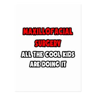 Funny Maxillofacial Surgeon Shirts and Gifts Postcard