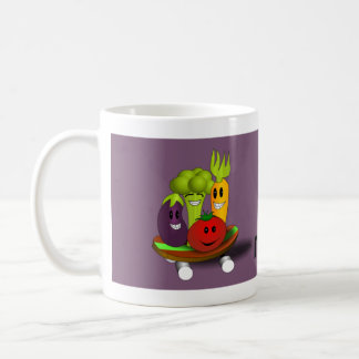 Funny Meals on Wheels Mug