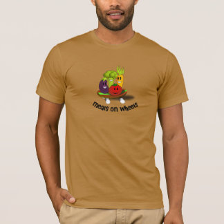 Funny Meals on Wheels T-Shirt