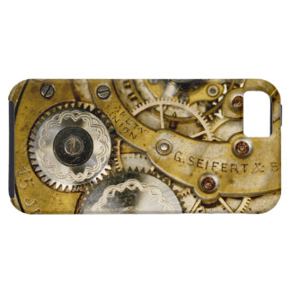 Funny Mechanical Watch Gears photo design iPhone 5 iPhone SE/5/5s Case