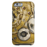 Funny Mechanical Watch Gears photo design iPhone 6 Tough iPhone 6 Case