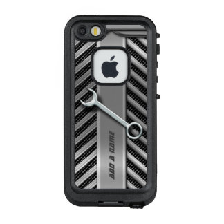 Funny Mechanic's Spanner LifeProof FRĒ iPhone SE/5/5s Case