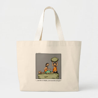 Funny Medical Gifts! Large Tote Bag
