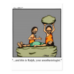 Funny Medical Gifts! Postcard