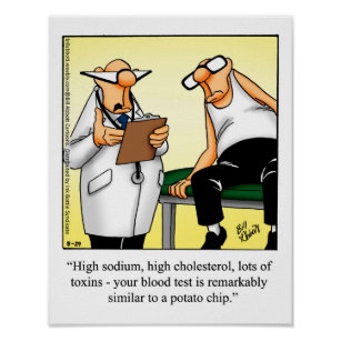 Funny Medical Posters & Photo Prints   Zazzle