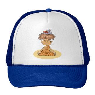 Funny Meditation Trucker Hat
