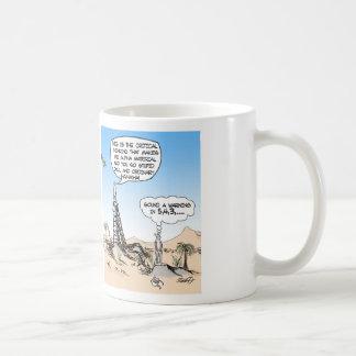 Funny Meerkat coffee mug