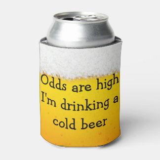 Funny Men's Can Coolers Can Cooler