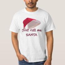 Funny Men's Christmas T-shirt