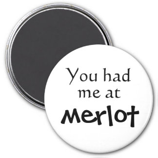 Funny merlot wine quote magnets joke novelty gifts