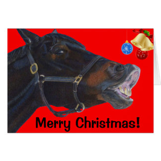 Image result for funny christmas horse
