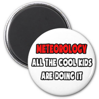 Funny Meteorologist Shirts and Gifts Fridge Magnets