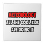 Funny Meteorologist Shirts and Gifts Tiles