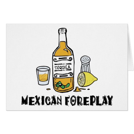 Funny Mexican Card
