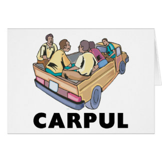 Funny Mexican Carpul Card