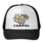 Funny Mexican Carpul Mesh Hat