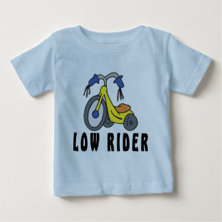 Funny Mexican Low Rider Baby T-Shirt