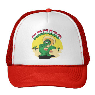 Funny Mexico Hat
