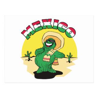 Funny Mexico Postcard
