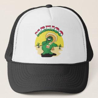 Funny Mexico Trucker Hat