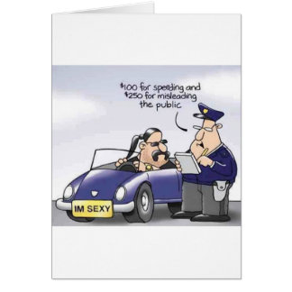 Funny Midlife Crisis Greeting Cards