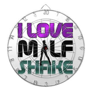 Funny Milf Shake Dartboard