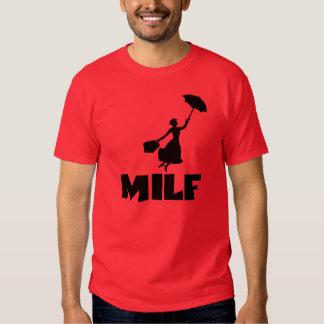 Funny MILF T Shirt